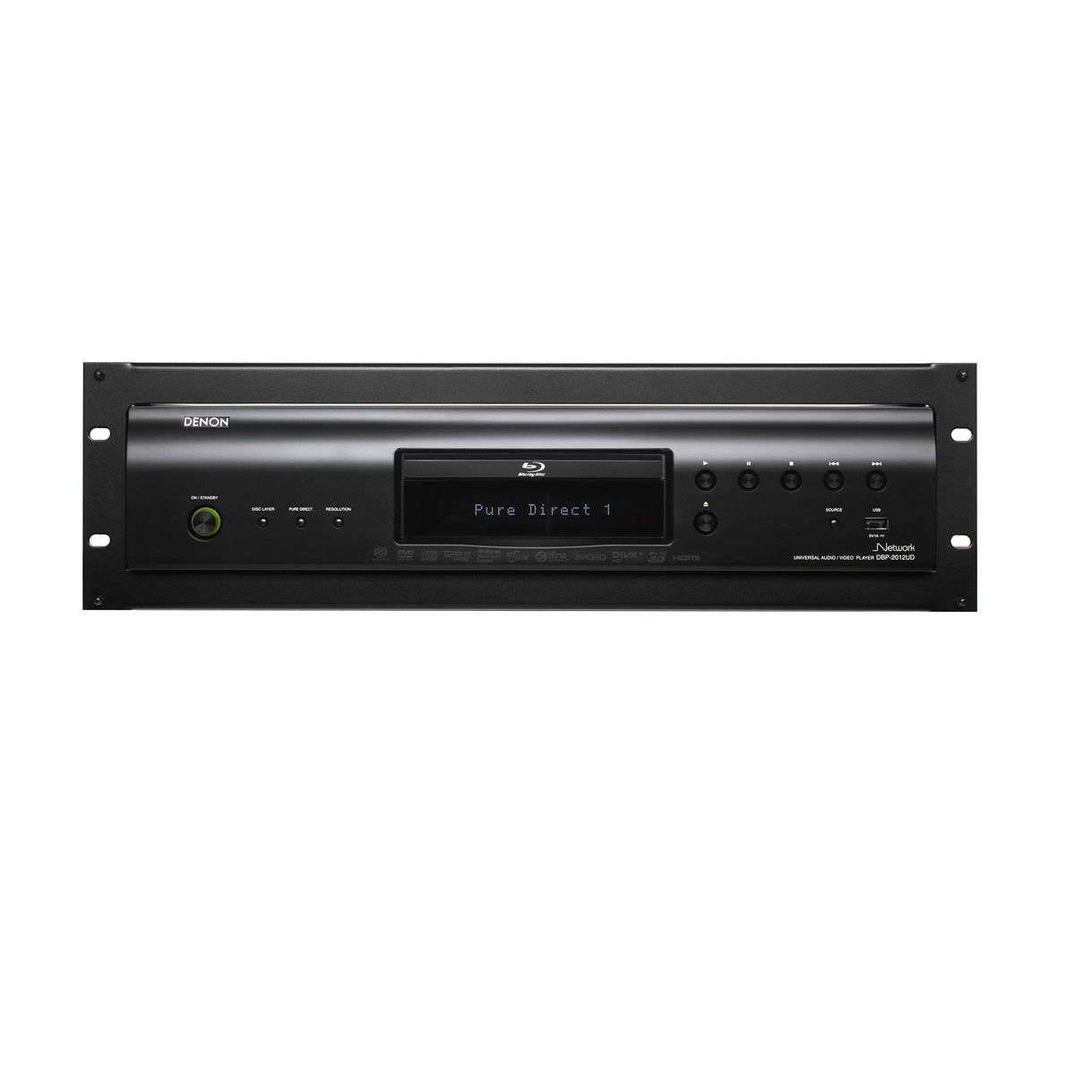 DBD-2012UDP Επαγγελματικό Blu-Ray Video/Network Media Player 19